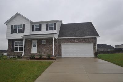 Elizabethtown Single Family Home For Sale: 102 Clair Court