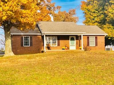 Elizabethtown Single Family Home For Sale: 3670 Hodgenville Road