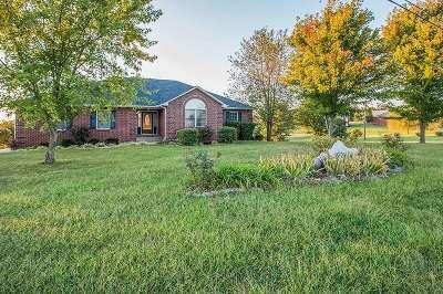 Elizabethtown Single Family Home For Sale: 2076 New Glendale Road