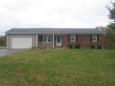 Campbellsville Single Family Home For Sale: 173 Natures Way