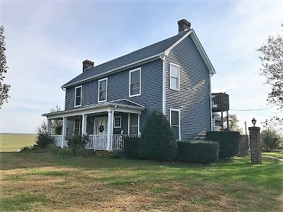 Hodgenville Single Family Home For Sale: 3937 Old Elizabethtown Road