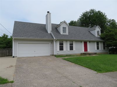 Elizabethtown Single Family Home For Sale: 411 Silk Oak Drive