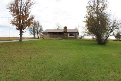 Breckinridge County Single Family Home For Sale: 13764 S Highway 259