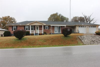 Hart County Single Family Home For Sale: 3290 Johnson Springs Road