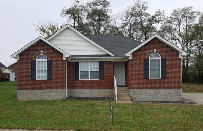 Bardstown Single Family Home For Sale: 161 Redwood Drive