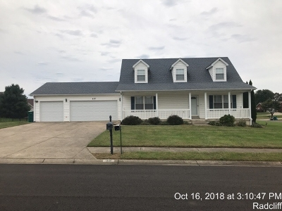 Elizabethtown Single Family Home For Sale: 412 Promise Lane