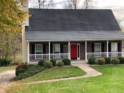 Elizabethtown Single Family Home For Sale: 106 Patrick Court