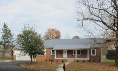Breckinridge County Single Family Home For Sale: 2372 N Highway 333
