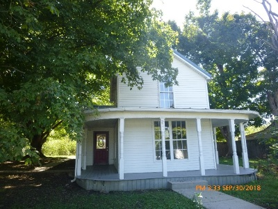 Meade County Single Family Home For Sale: 224 McCoy Road