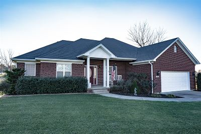 Elizabethtown Single Family Home For Sale: 155 Beth Court