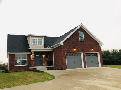 Bardstown Single Family Home For Sale: 114 Poplar Wood Drive