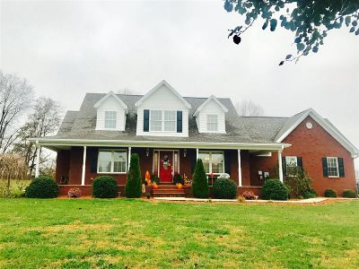 Campbellsville Single Family Home For Sale: 1079 Woodhill Road