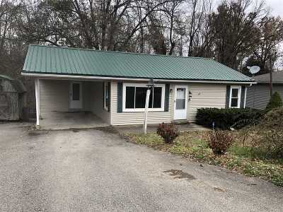 Meade County Single Family Home For Sale: 954 Old Ekron Road