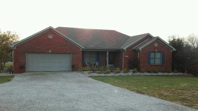 Meade County Single Family Home For Sale: 215 Knollwood Drive