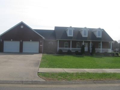 Campbellsville Single Family Home For Sale: 105 Blossom Lane