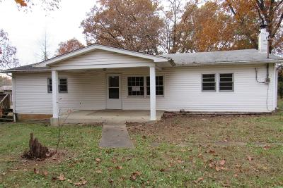 Meade County Single Family Home For Sale: 5685 Old State Road
