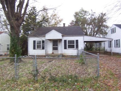 Nelson County Single Family Home For Sale: 822 Allison Avenue