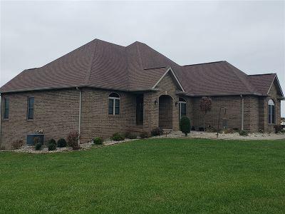 Hardin County Single Family Home For Sale: 4007 St John Road