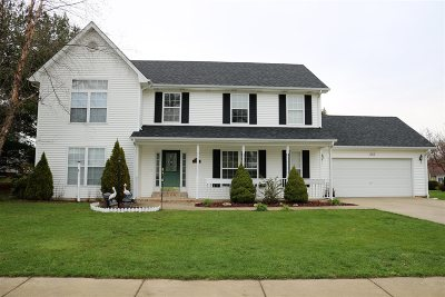 Meade County, Bullitt County, Hardin County Single Family Home For Sale: 543 Sunningdale Way