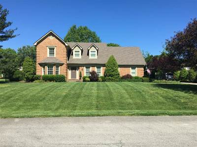 Bardstown Single Family Home For Sale: 118 Englewood Drive