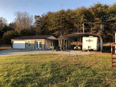 Clarkson Single Family Home For Sale: 100 Cave Lake Road