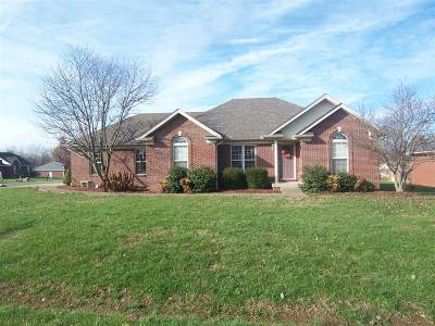 Bardstown Single Family Home For Sale: 1001 Whispering Oaks Loop