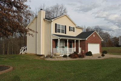 Meade County, Bullitt County, Hardin County Single Family Home For Sale: 535 Arlington Drive