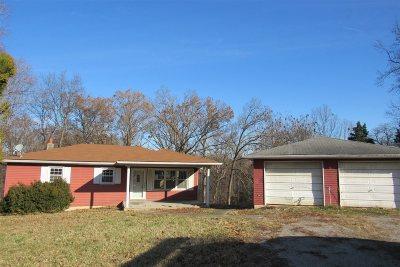 Meade County, Bullitt County, Hardin County Single Family Home For Sale: 1340 Christian Church Road