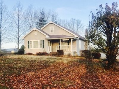 Campbellsville Single Family Home For Sale: 969 Burdick School Road
