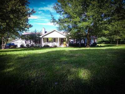 Campbellsville Single Family Home For Sale: 2146 Hatcher Road