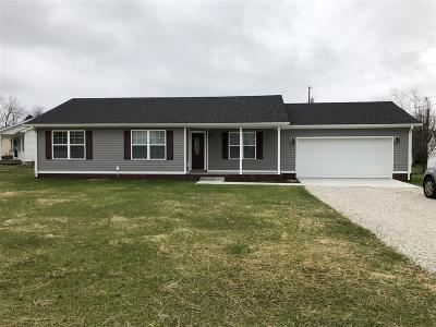 Breckinridge County Single Family Home For Sale: 416 Trent Lane