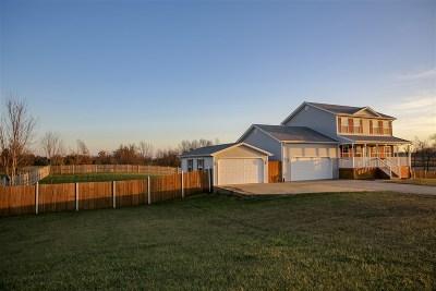 Vine Grove Single Family Home For Sale: 70 Kiersten Court