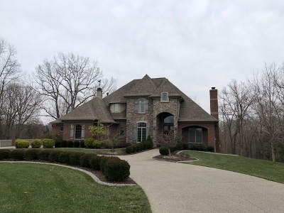 Elizabethtown Single Family Home For Sale: 380 Turkey Foot Court