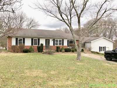 Campbellsville Single Family Home For Sale: 181 Camelback Drive