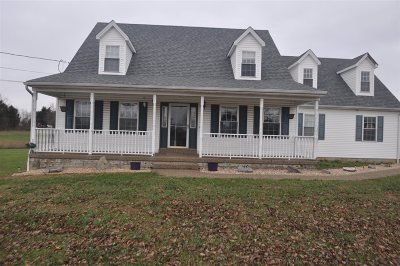 Radcliff  Single Family Home For Sale: 3218 Deckard School Road