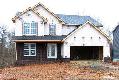 Radcliff  Single Family Home For Sale: 122 Boone Trace