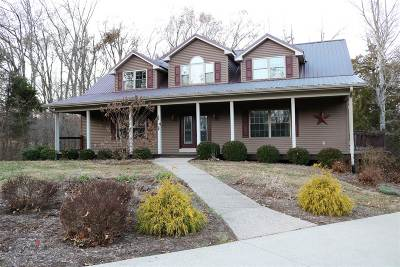 Elizabethtown KY Single Family Home For Sale: $317,000
