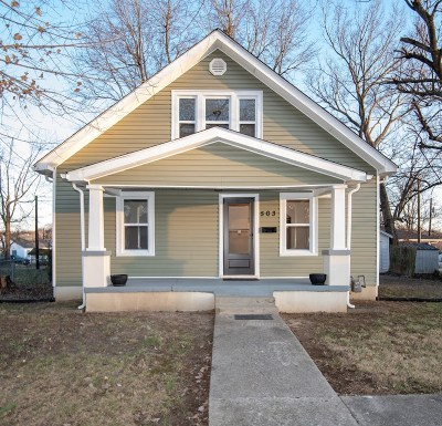 Elizabethtown Single Family Home For Sale: 503 Walnut Street