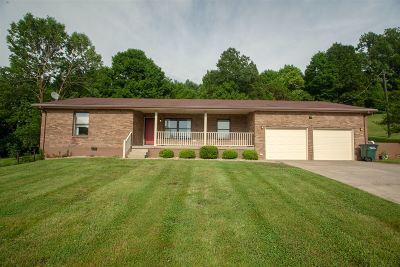 Irvington Single Family Home For Sale: 505 Cross Lane