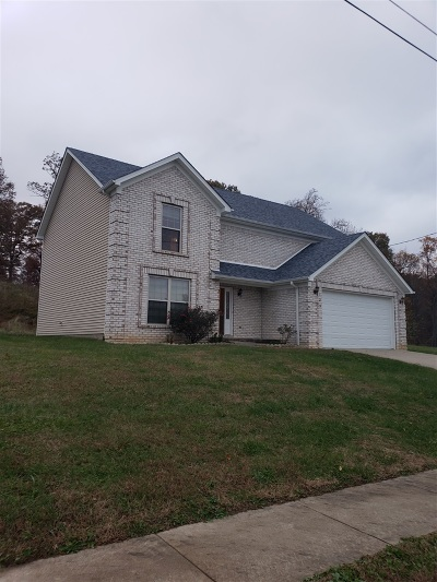 Radcliff KY Single Family Home For Sale: $198,500