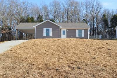 Meade County, Bullitt County, Hardin County Single Family Home For Sale: 166 Michael Lane
