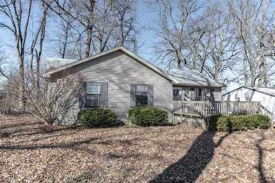 Vine Grove Single Family Home For Sale: 160 Drake Road