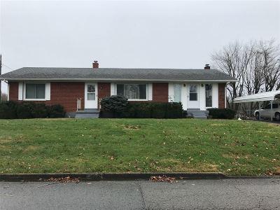 Meade County, Bullitt County, Hardin County Single Family Home For Sale: 835 McCullum Avenue