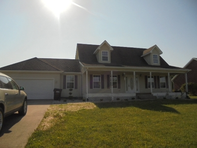 Hodgenville Single Family Home For Sale: 214 Northridge Circle