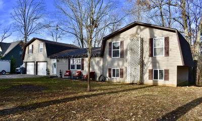Radcliff KY Single Family Home For Sale: $174,900