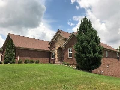 Elizabethtown  Single Family Home For Sale: 125 Cedar Branch Road