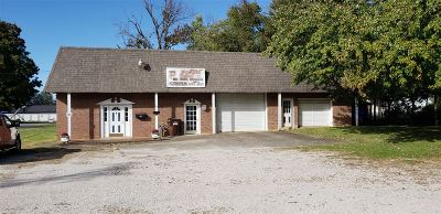 Hodgenville Commercial For Sale: 107 College Street