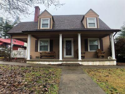Elizabethtown Single Family Home For Sale: 609 N Main Street
