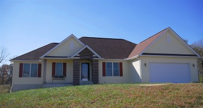 Vine Grove Single Family Home For Sale: 1303 Shot Hunt Road
