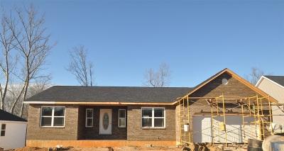 Vine Grove Single Family Home For Sale: 107 Brookhaven